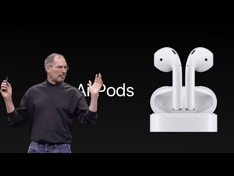 Steve Jobs REACTS to the new AirPods