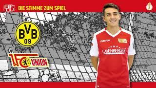 Eroll Zejnullahu vor dem Spiel gegen Dortmund