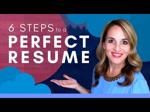 How To Write A Really Good Resume in 2018 - Sample Resume Template