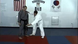 Hapkido Basic Kicks 1-5, Ji Han Jae