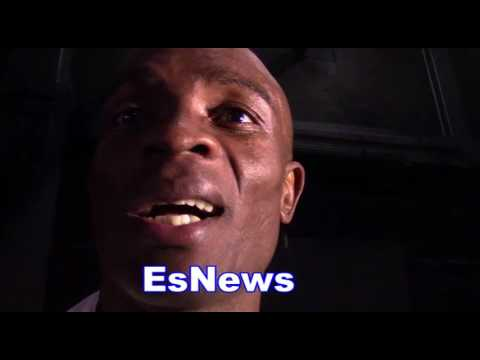 JULIUS INDONGO on fighting TERENCE CRAWFORD EsNews Boxing
