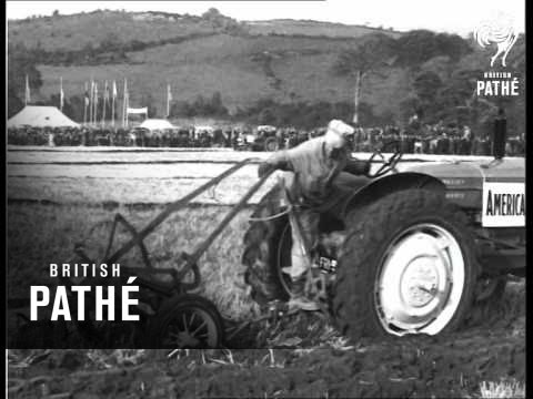 Special - World's Champion Ploughman (1954)
