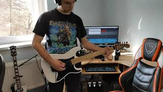 """Iron Maiden - """"The Aftermath"""" cover"""