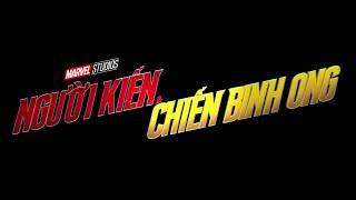 (Official Trailer) NGƯỜI KIẾN VÀ CHIẾN BINH ONG   KC 06.07.2018