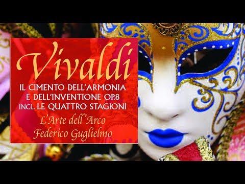 Vivaldi: Il cimento dell'armonia e dell'inventione Op.8