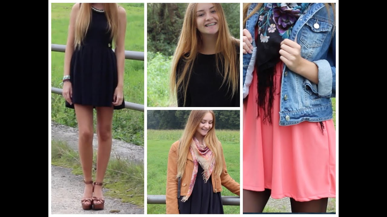 Outfit Für Geburtstagsparty Herbst Outfit Ideen Youtube