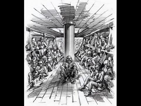 Enslavement  -  Anglo- Dutch - European Story by Dr Leonard Jeffries