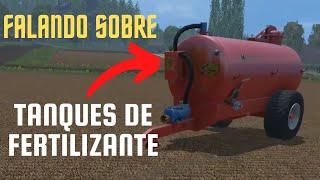 ESPECIAL | FARMING SIMULATOR 2015 | Tanques de Fertilizante | #19