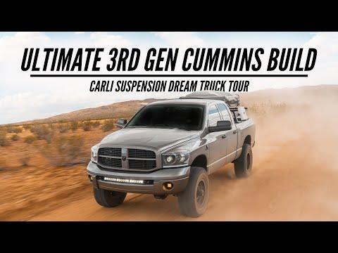 Ultimate 3rd Gen 5.9 Cummins Build Tour   Do It All Diesel