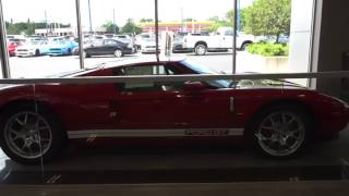 Brand New 2005 Ford GT with 0 miles at Zimmerman Ford in St. Charles!