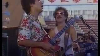 1981年8月2日、横浜スタジアムで行われたサンタナさんとのライブです。 ...