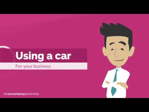Using a car for your business - The Accountancy Partnership