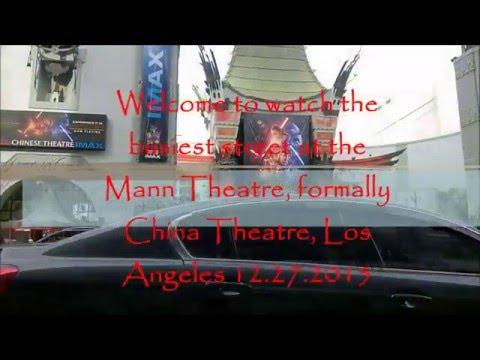 Hollywood Mann Theatre, Los Angeles, CA