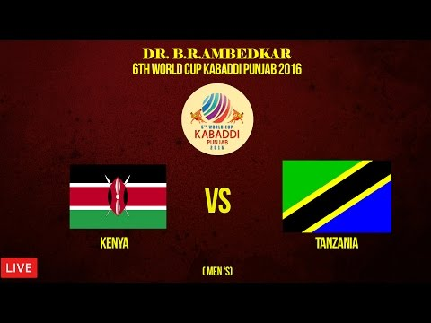 Dr. B. R. Ambedkar 6th World Cup Kabaddi Punjab 2016 | 12th Nov Matches