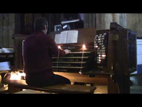 Lead, kindly light - Holy Trinity Church, Hull (Compton organ)