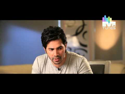 Varun Dhawan talks about his favorite song Exclusive only on MTunes HD