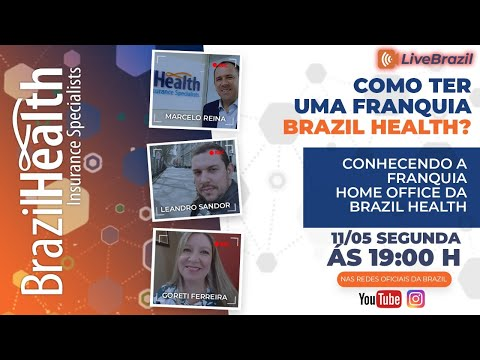 Como ser um Franqueado Brazil Health