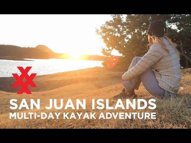 San Juan Islands Kayak Adventure by 4XPEDITION