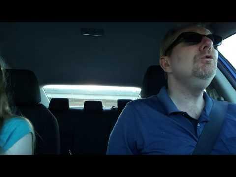 Ellis Family Car Riding Karaoke #1