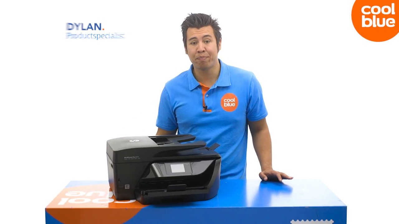 HP OfficeJet Pro 6970 e-All-in-One Printer Review (Nederlands)