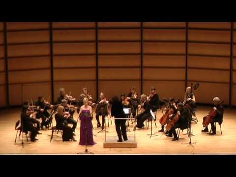 Lisa Larsson - Mahler - Verlorne Müh'