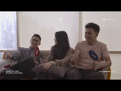 Urfluencer Issue #18 W/ Afgan, Isyana Sarasvati, Rendy Pandugo