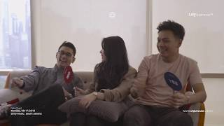 Urfluencer Issue 18 w Afgan Isyana Sarasvati Rendy Pandugo MP3