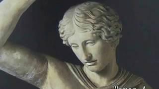 2495【14】Peeled off Skin of Venusヴィーナスのはがれ落ちた皮膚+大理石像でこんなことがあるのか?by Hiroshi Hayashi, Japan thumbnail