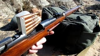 Mosin Nagant at 944 yards! Rex Reviews