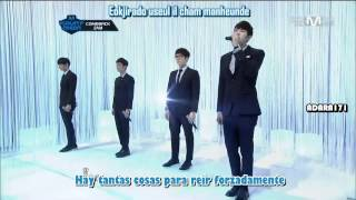 2AM - I Wonder If You Hurt Like Me Live [ Español / Romanizacion ]
