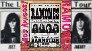 Ramones - Adios Berlin! (Germany 28/01/1996)