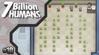 7 Billion Humans #10 // Die Schreibe Schlange
