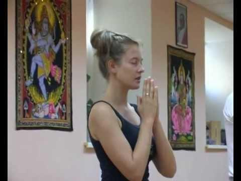 Nea Ferrier Mysore Open Chant