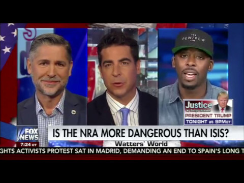 Is The NRA The Most Dangerous Group To Americans?