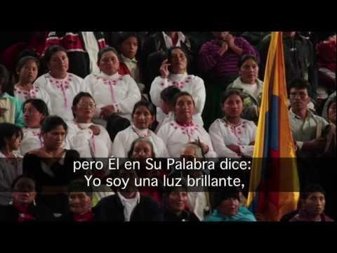 Quichua Cañar Bible launch in Ecuador