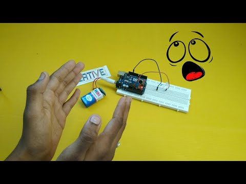 How to make a clap switch by using a arduino|control your home appliances by clapping