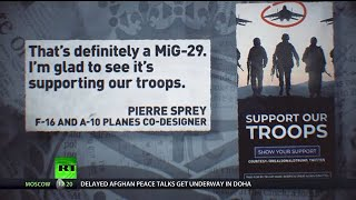 Russian fighter jets to guard Americans?