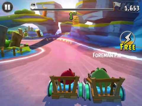 [BDI Gameplay] Angry Birds Go!
