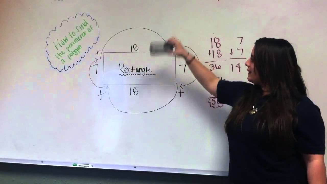 how to find the perimeter of a polygon