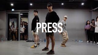 Cardi B - Press / Gosh Choreography