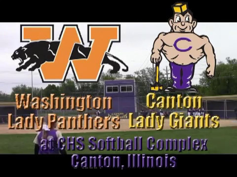 Washington Lady Panthers at Canton Lady Giants GSB 5317