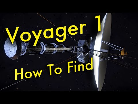 Voyager 1 and How To Find It | Elite Dangerous