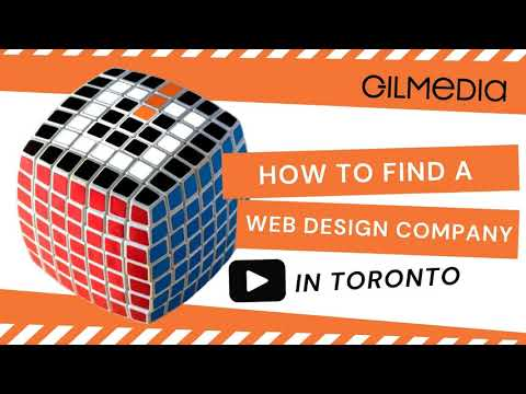How To Find The Best Web Design Company In Toronto Web Design Podcast Gilmedia Youtube
