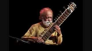 Ravi Shankar  Raga Bairagi Todi