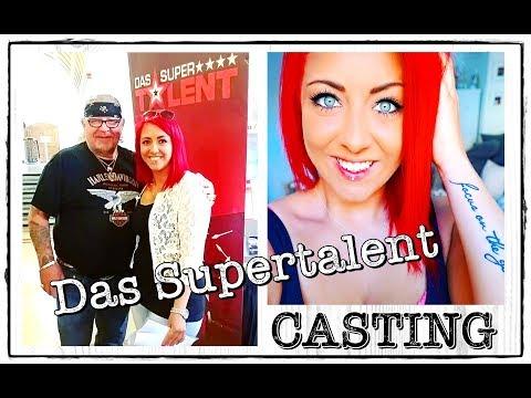 ★DAS SUPERTALENT★ CASTING - Hamburg | ❕VLOG❕ | Charis' Lifestyle⚓️