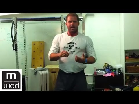 Load order error deadlift | Feat. Kelly Starrett | MobilityWOD