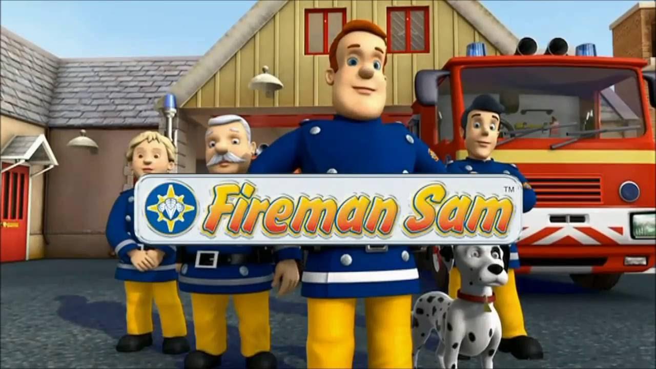 Brandweerman Sam Garage : Brandweerman sam dutch fireman sam youtube