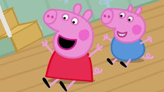 Peppa Pig Official Channel | Madame Gazelle Special - Peppa Pig's Visit at Wonky House