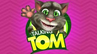 Мой Говорящий Том - Скачать на андроид - Обзор
