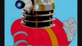 THIS VIDEO CONTAINS DALEKS
